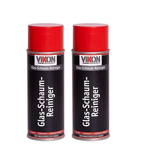 2-dosen-vikon-glas-schaum-reiniger-spray-400-ml-scheibenreiniger
