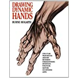 Drawing Dynamic Hands (Practical Art Books)by Burne Hogarth