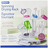 The First Years Spinning Drying Rack, White