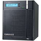 Infortrend EonNAS Pro 500-MC, 5Bay NAS Storage, 2 x GbE, Intel Atom 525 Duo-Core, 4GB Memory, de-deplication, thin-provisioning, compression, snapshot, remote replication, ZFS, virus protection, File support CIFS/SMB, AFP, NFS, iSCSI, Vmware, Citrix Ready, Wake on LAN, NDMP, USB Copy