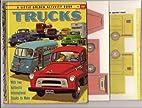 Little Golden Activity Book A6-Trucks With…