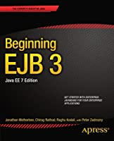 Beginning EJB 3: Java EE 7 Edition, 2nd Edition Front Cover