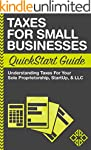 Taxes: For Small Businesses QuickStar...