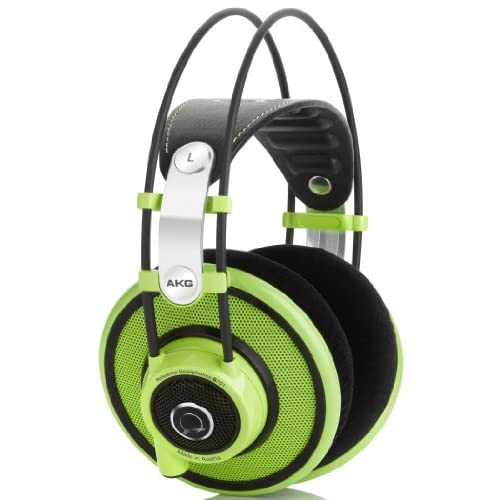 Comparer AKG QUINCY JONES Q701 VERT