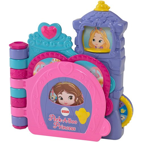 Disney Princess Electronic Boo Book Sound and touch
