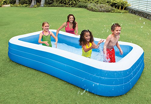 Intex swim center family inflatable pool 120 x 72 x 22 for ages 6 new ebay Intex inflatable swimming pool