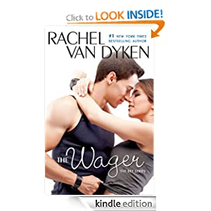 The Wager: The Bet series: Book 2 - Kindle edition by