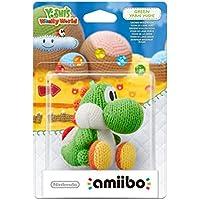 Nintendo Green Yarn Yoshi amiibo Figure (Universal)