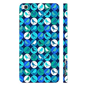 Huawei P8 Bird'S Eye designer mobile hard shell case by Enthopia