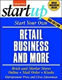 Start Your Own Retail Business And More Specialty Food Shop. Gift Shop. Clothing Store. Kiosk