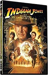 Indiana Jones Et Le Royaume Du Crâne De Cristal - Edition Simple
