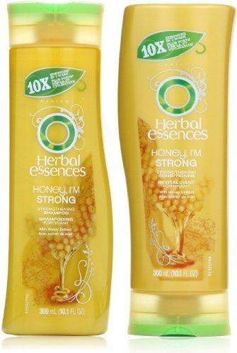 Herbal Essences Honey, I'M Strong - Shampoo & Conditioner Set - Net Wt. 10.1 Fl Oz Each - 1 Set
