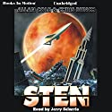 Sten: Sten, Book 1 Audiobook by Chris Bunch, Allan Cole Narrated by Jerry Sciarrio