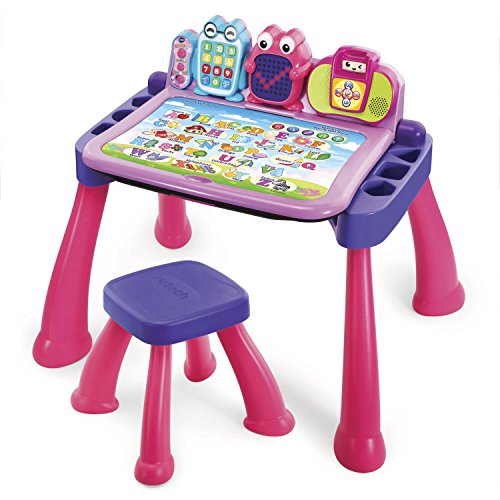 Kids Art Desk With Storage Home Furniture Design