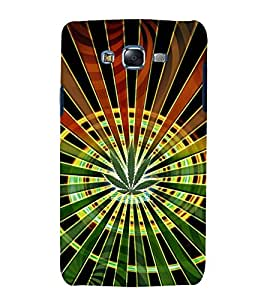 printtech Weed Leaves Design Back Case Cover for Samsung Galaxy Core 2 G355H