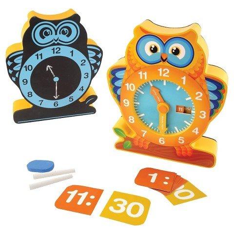 Mindware Owl Clock - 1