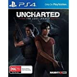 Uncharted The Lost Legacy PS4 Playstation 4 Game