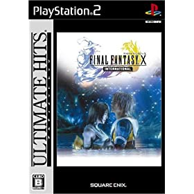 FFX-1 FF10-1 PS2