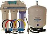 iSpring 75GPD 5-Stage Reverse Osmosis Water Filter System