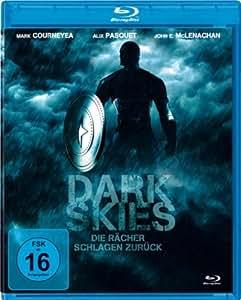 DARK SKIES - Die Rächer schlagen zurück (Blu-ray)