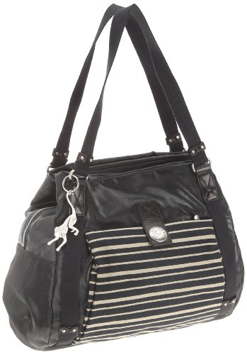 Kipling Women's Cybelle Shoulder Bag Classic Stripe K24610532
