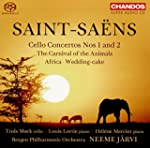 Saint-Sa�ns: Cello Concertos and othe...