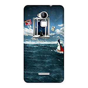 Stylish Water Wonder Back Case Cover for Coolpad Note 3