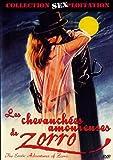 echange, troc Les Chevauchées amoureuses de Zorro