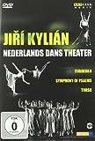 echange, troc 3 Ballets de Jiri Kylian (Svadebka, Symphonie des Psaumes, Torso)