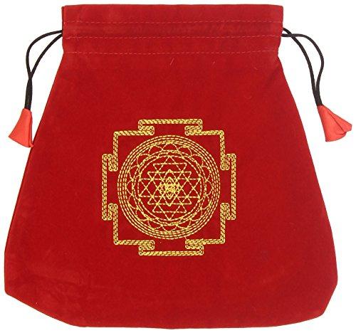 Protection Velvet Bag (Bolsas de Lo Scarabeo Tarot Bags From Lo Scarabeo) (Tarot Protection compare prices)