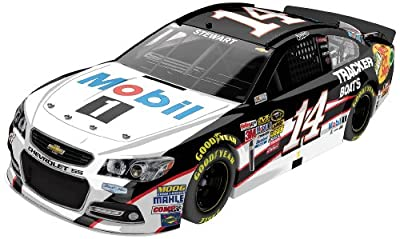 Tony Stewart #14 Mobile 1 2014 Chevy SS Nascar Die-cast Car, 1:64 Scale ARC HT