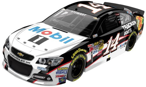 Tony Stewart #14 Mobile 1 2014 Chevy SS Nascar