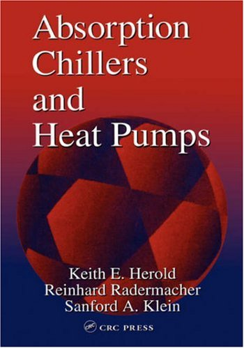 Absorption Chillers and Heat Pumps