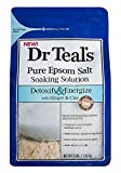 Dr. Teal's Salt, Detox, 3 Pound