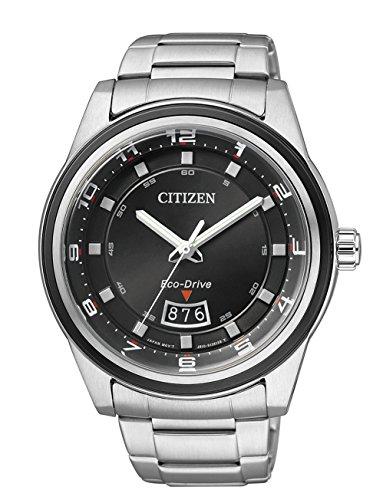 Citizen Metropolitan Eco Drive AW1274-63E - Orologio da polso Uomo