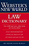 Webster's New World Law Dictionary (0764542109) by Wallace, Jonathan