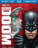 51bbBm1vyJL. SL160  Justice League: Doom (Blu ray/DVD Combo + UltraViolet Digital Copy)