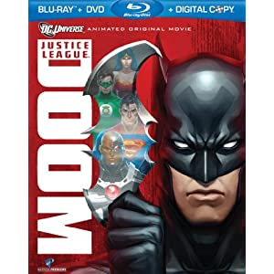 Justice League: Doom Reviews
