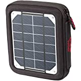 """Voltaic Systems 4.0W """"Amp"""" 1018-S Portable Solar Charger and 4000mAh USB Battery Backup Bank for iPhone, iPad, Samsung Galaxy, Android, and USB Devices"""