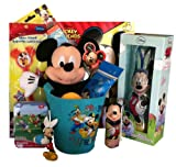 Disney s ~ MICKEY MOUSE ~ Filled Easter Basket