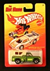 BACKWOODS BOMB (GREEN) * The Hot Ones * 2011 Release of the 80's Classic Series - 1:64 Scale Throw Back HOT WHEELS Die-Cast Vehicle