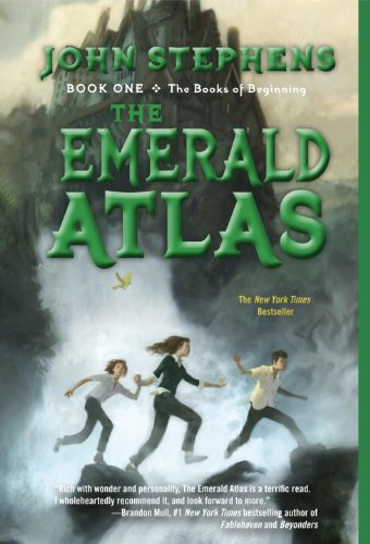 The Emerald Atlas by John Stephen