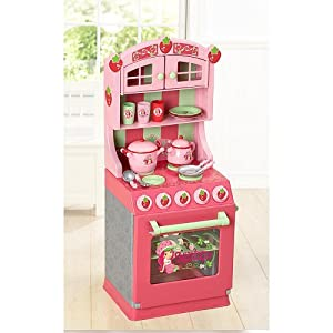 Strawberry shortcake kitchen set toys games for Kitchen set games