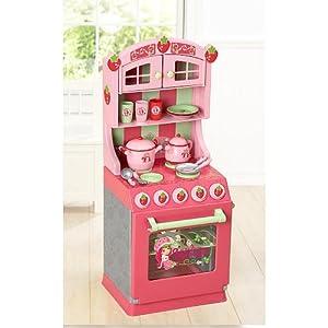 Strawberry shortcake kitchen set toys games for Kitchen set toys amazon