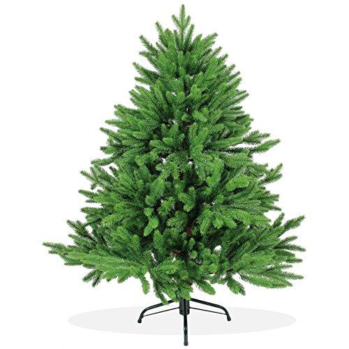 Tannenbaum Kunststoff.Kunstlicher Weihnachtsbaum 120cm Deluxe In Premium