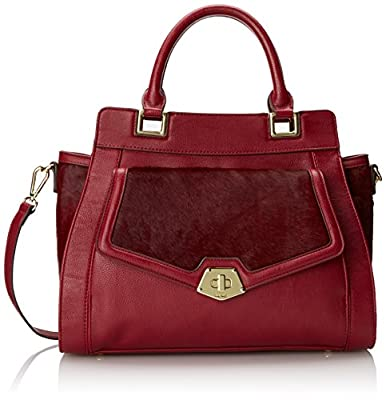 Nine West Sadie Collection Satchel Top Handle Bag