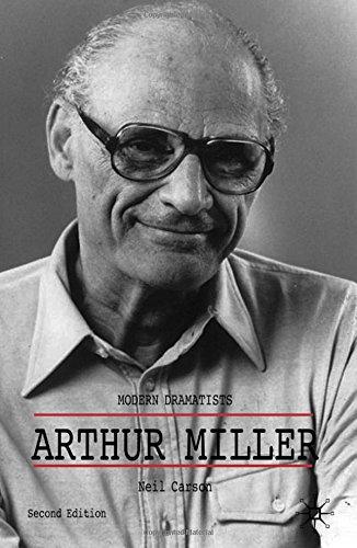 Arthur Miller (Modern Dramatists)