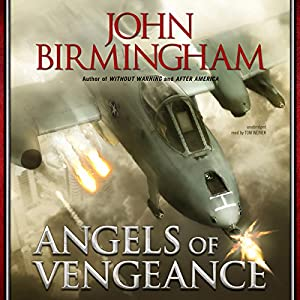 Angels of Vengeance Audiobook