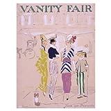 Vanity fair 1914 Art Poster Print by Ethel M'Clellan Plummer (OTW0042)
