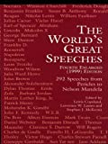 img - for The World's Great Speeches: Fourth Enlarged (1999) Edition book / textbook / text book